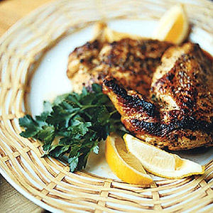 Honey and Lemon Marinated Chicken